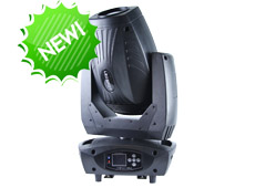 200W LED Spot Beam Wash 3in1 Moving Head Light