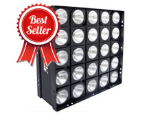 25 Lamps Matrix Stage Blinder Light