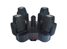 4 Heads LED Spot Beam Light