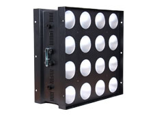 16 Eyes Wide Stand LED Matrix Blinder Light